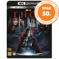 Thor 1 (4K Ultra HD + Blu-ray)