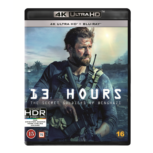 13 Hours (4K Ultra HD + Blu-ray)