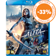 Produktbilde for Alita: Battle Angel (BLU-RAY)