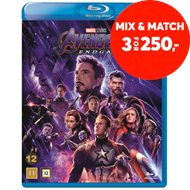 Produktbilde for Avengers 4 - Endgame (BLU-RAY)