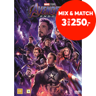 Produktbilde for Avengers 4 - Endgame (DVD)