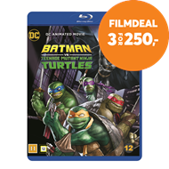 Produktbilde for Batman Vs Teenage Mutant Ninja Turtles (BLU-RAY)