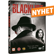 The Blacklist - Sesong 6 (DVD)