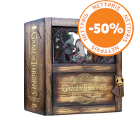 Produktbilde for Game Of Thrones - Sesong 1-8: Complete Series - Collector's Edition (DK-import) (BLU-RAY)