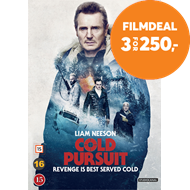 Produktbilde for Cold Pursuit (DVD)