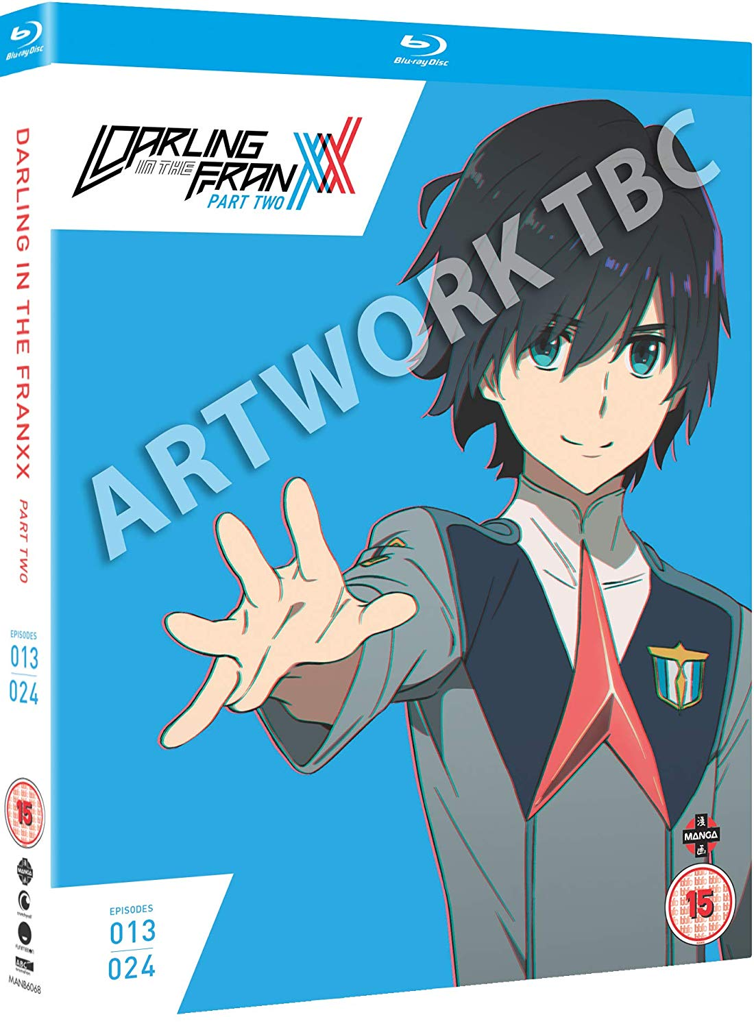 Darling In The Franxx Part One (UK import) (DVD)