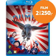 Produktbilde for Dumbo (2019) (BLU-RAY)