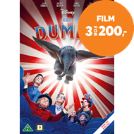 Produktbilde for Dumbo (2019) (DVD)