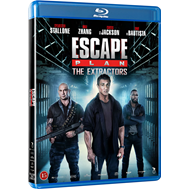 Escape Plan 3: The Extractors (BLU-RAY)