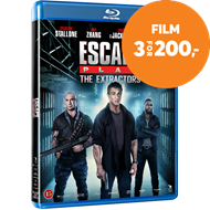 Produktbilde for Escape Plan 3: The Extractors (BLU-RAY)
