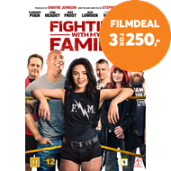 Produktbilde for Fighting With My Family (DVD)