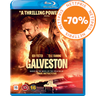 Produktbilde for Galveston (BLU-RAY)