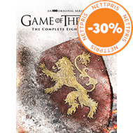 Produktbilde for Game Of Thrones - Sesong 8 - PK Eksklusiv Utgave (BLU-RAY)