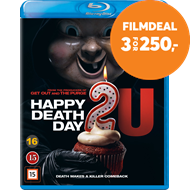 Produktbilde for Happy Death Day 2U (BLU-RAY)
