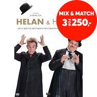 Produktbilde for Helan & Halvan (DVD)