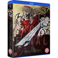 Produktbilde for Hellsing Ultimate - Volume 1-10 Collection (UK-import) (BLU-RAY)