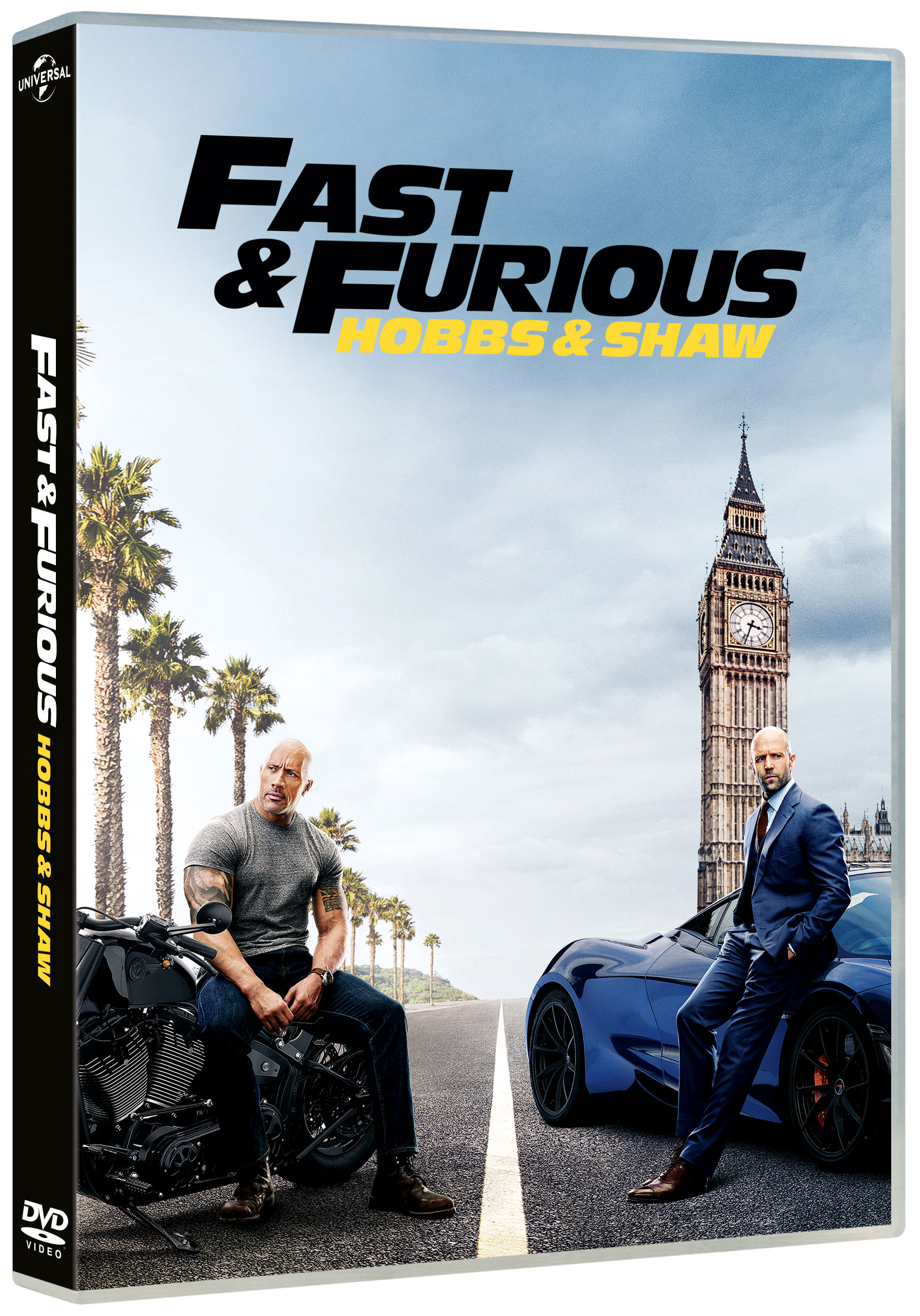 Fast Amp Furious 2019 Hobbs Amp Shaw