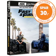 Fast & Furious (2019): Hobbs & Shaw (4K Ultra HD + Blu-ray)