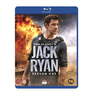 Produktbilde for Tom Clancy's Jack Ryan - Sesong 1 (BLU-RAY)