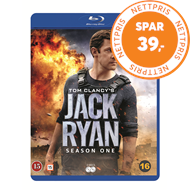 Tom Clancy's Jack Ryan - Sesong 1 (BLU-RAY)