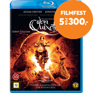Produktbilde for The Man Who Killed Don Quixote (BLU-RAY)