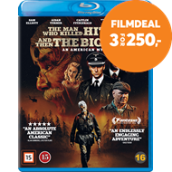 Produktbilde for The Man Who Killed Hitler And Then The Bigfoot (BLU-RAY)
