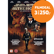Produktbilde for The Man Who Killed Hitler And Then The Bigfoot (DVD)