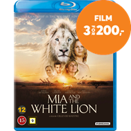 Produktbilde for Mia And The White Lion (BLU-RAY)