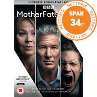 Produktbilde for Motherfatherson (UK-import) (DVD)