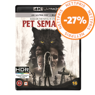 Produktbilde for Pet Sematary (2019) (4K Ultra HD + Blu-ray)