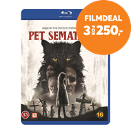Produktbilde for Pet Sematary (2019) (BLU-RAY)