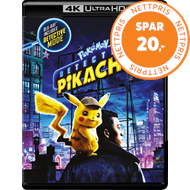 Pokemon - Detective Pikachu (4K Ultra HD + Blu-ray)