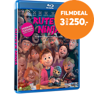 Produktbilde for Rutete Ninja (BLU-RAY)