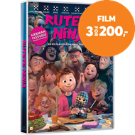 Produktbilde for Rutete Ninja (DVD)