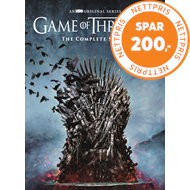 Game Of Thrones - Sesong 1 - 8 (BLU-RAY)