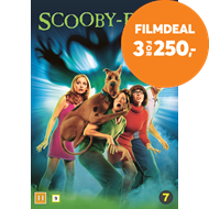 Produktbilde for Scooby-Doo 1 - The Movie (DVD)