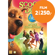 Produktbilde for Scooby-Doo 1 - The Movie / Scooby-Doo 2 - Monsters Unleashed (DVD)