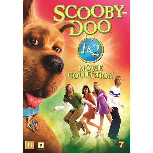 Scooby-Doo 1 - The Movie / Scooby-Doo 2 - Monsters Unleashed (DVD)