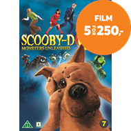 Produktbilde for Scooby-Doo 2 - Monsters Unleashed (DVD)