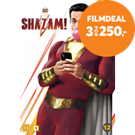 Produktbilde for Shazam! (DVD)
