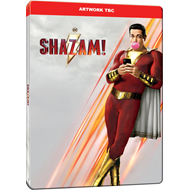 Produktbilde for Shazam! - Limited Steelbook Edition (BLU-RAY)