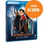 Spider-Man: Far From Home (BLU-RAY)