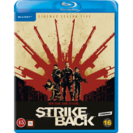 Produktbilde for Strike Back - Sesong 5 (BLU-RAY)