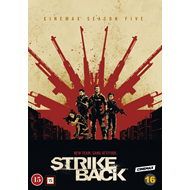 Produktbilde for Strike Back - Sesong 5 (DVD)
