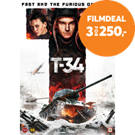 Produktbilde for T-34 (DVD)