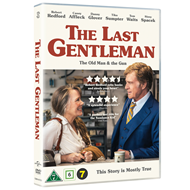Produktbilde for Den Siste Gentleman / The Last Gentleman (DVD)