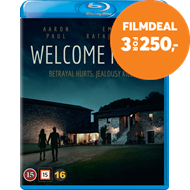 Produktbilde for Welcome Home (BLU-RAY)