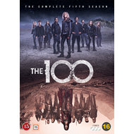 The 100 - Sesong 5 (DVD)