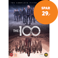 Produktbilde for The 100 - Sesong 5 (DVD)