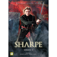 Produktbilde for Sharpe - Sesong 1 (DVD)
